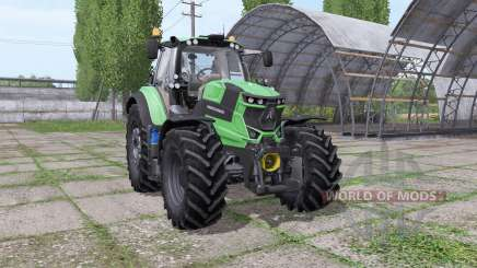 Deutz-Fahr Agrotron 6175 TTV for Farming Simulator 2017