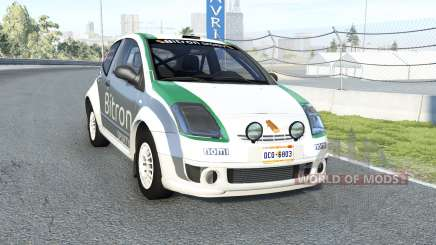 Citroen C2 VTR for BeamNG Drive