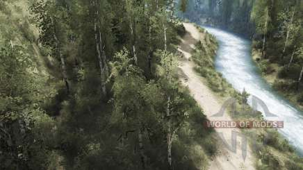 River Trails for MudRunner