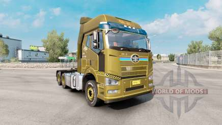FAW J6P for Euro Truck Simulator 2
