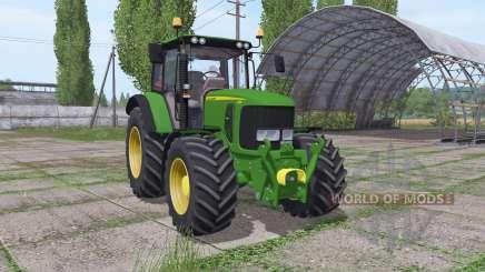 John Deere 6230 for Farming Simulator 2017