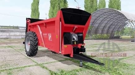 Gilibert Helios 15 for Farming Simulator 2017