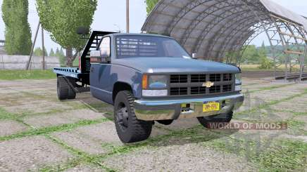 Chevrolet K3500 1994 rollback for Farming Simulator 2017