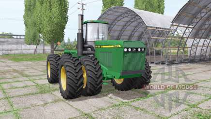 John Deere 8960 for Farming Simulator 2017