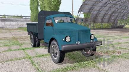 GAZ 51A 1955 for Farming Simulator 2017