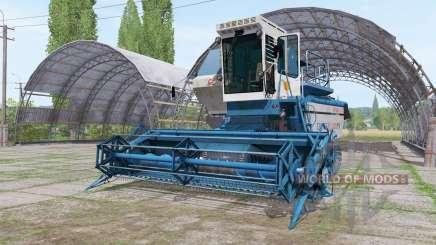 KPC Yenisei 1200 RM v2.1 for Farming Simulator 2017