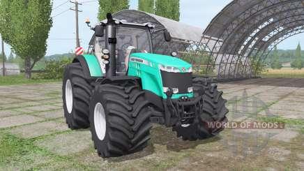 Massey Ferguson 8730 for Farming Simulator 2017