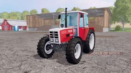 Steyr 8090A Turbo SK1 v1.4 for Farming Simulator 2015
