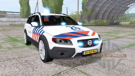 Volvo XC70 Politie for Farming Simulator 2017