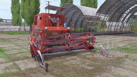 Bizon Z056 for Farming Simulator 2017