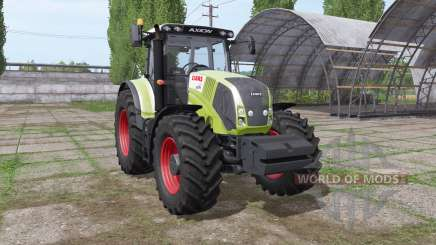 CLAAS Axion 830 for Farming Simulator 2017