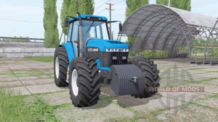 New Holland 8770 for Farming Simulator 2017
