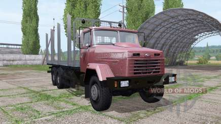 KrAZ 6233М6 2003 for Farming Simulator 2017