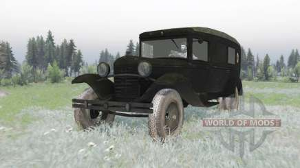 GAS 55 1938 Sanitary v1.2 for Spin Tires