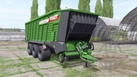 Fendt Tigo XR 100 for Farming Simulator 2017