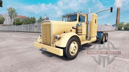 Kenworth 521 for Euro Truck Simulator 2