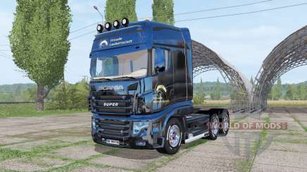 Scania R700 Evo Virtual Agriculture for Farming Simulator 2017