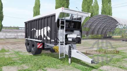 Fliegl ASW 271 Black Panther for Farming Simulator 2017