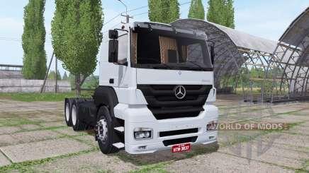 Mercedes-Benz Axor 2544 for Farming Simulator 2017
