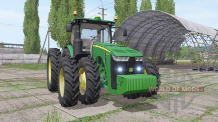 John Deere 8295R for Farming Simulator 2017