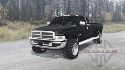 Dodge Ram 3500 for MudRunner