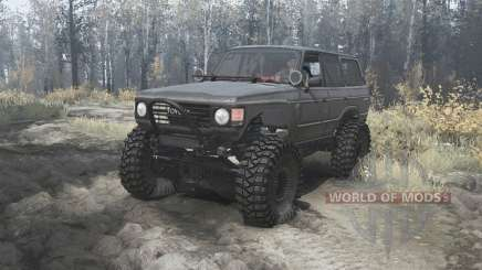 Toyota Land Cruiser 60 edit Campicompeticion for MudRunner
