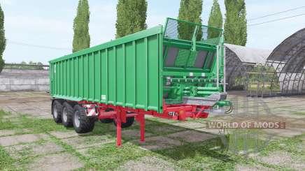 Kroger Agroliner TAW 45 for Farming Simulator 2017