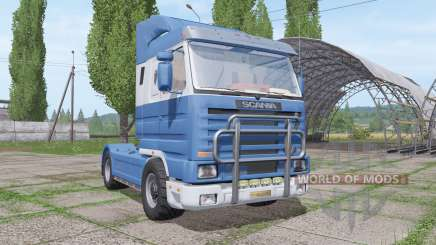 Scania 143M 500 for Farming Simulator 2017