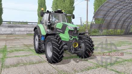 Deutz-Fahr Agrotron 6175 TTV v1.2 for Farming Simulator 2017