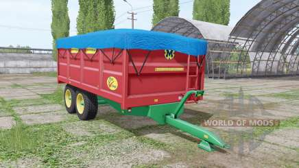 Marshall QM-11 for Farming Simulator 2017