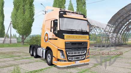 Volvo FH16 750 V.D.Vlist for Farming Simulator 2017