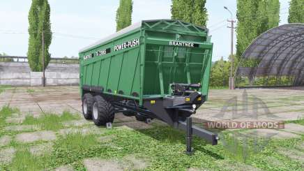 BRANTNER TA 23065 Power Push for Farming Simulator 2017