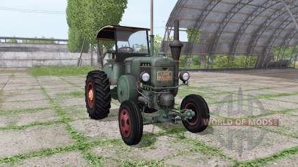 Lanz Bulldog D 9506 for Farming Simulator 2017