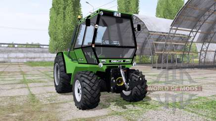 Deutz-Fahr Intrac 2004 for Farming Simulator 2017