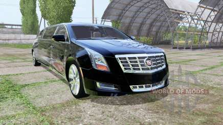 Cadillac XTS Limousine for Farming Simulator 2017