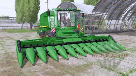 John Deere T660i for Farming Simulator 2017