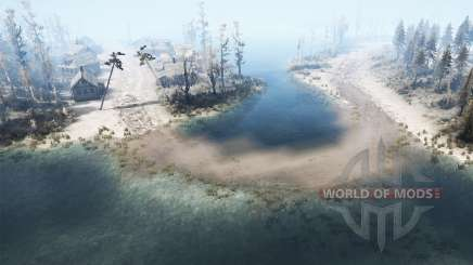 Islands for MudRunner