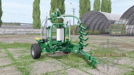 McHale HS 2000 for Farming Simulator 2017