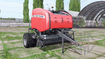 Massey Ferguson RB 2125F for Farming Simulator 2017