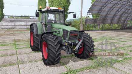 Fendt Favorit 824 Turboshift for Farming Simulator 2017