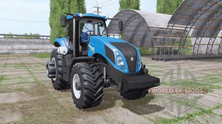 New Holland T8.355 for Farming Simulator 2017