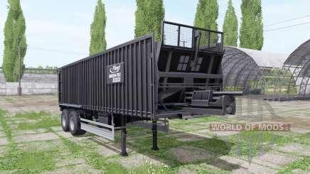 Fliegl ASS 298 GREEN-TEC for Farming Simulator 2017