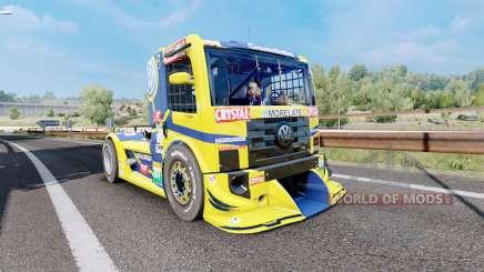 Volkswagen Constellation Formula Truck 2006 for Euro Truck Simulator 2