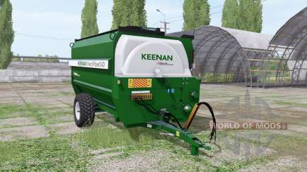 Keenan Mech-Fibre 340 for Farming Simulator 2017