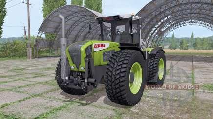 CLAAS Xerion 3300 Trac VC for Farming Simulator 2017