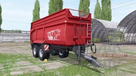Krampe Big Body 790 for Farming Simulator 2017