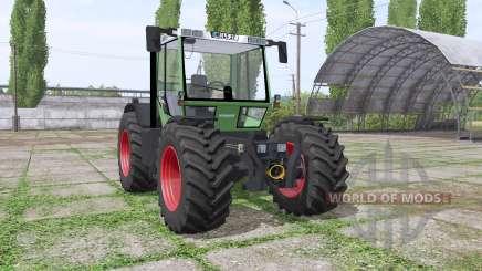 Fendt Xylon 524 for Farming Simulator 2017