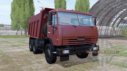 KAMAZ 65115 for Farming Simulator 2017