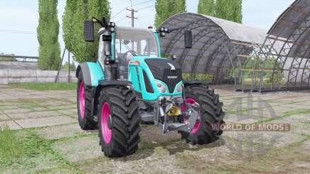 Fendt 724 Vario v1.1 for Farming Simulator 2017