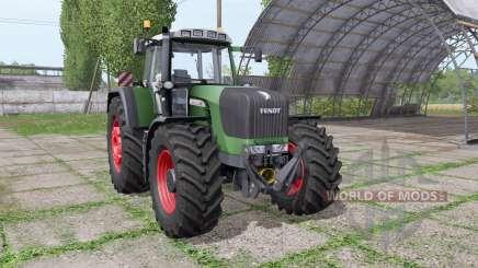 Fendt 916 Vario TMS for Farming Simulator 2017